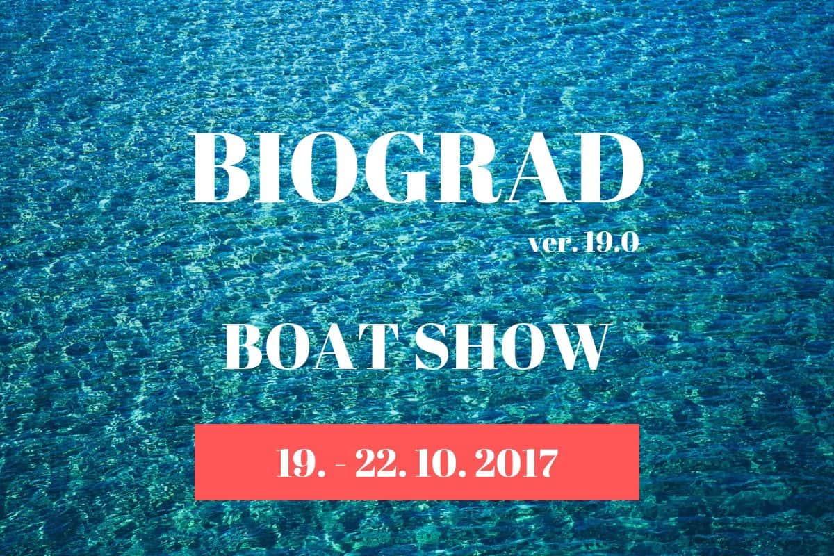Zona Plus Vas poziva na Biograd Boat Show 2017
