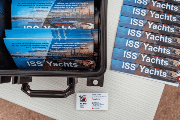 ISS YACHTS Innovative Solution For Yacht Charter Companies